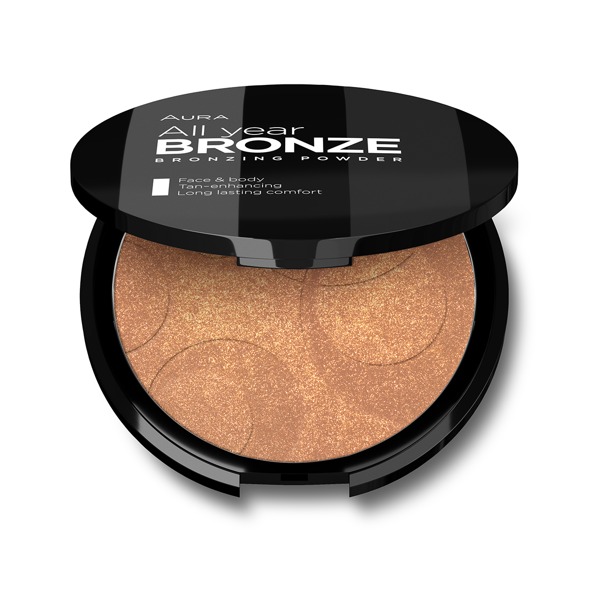Bronzer za lice i telo ALL YEAR BRONZE 909 Treasure Island