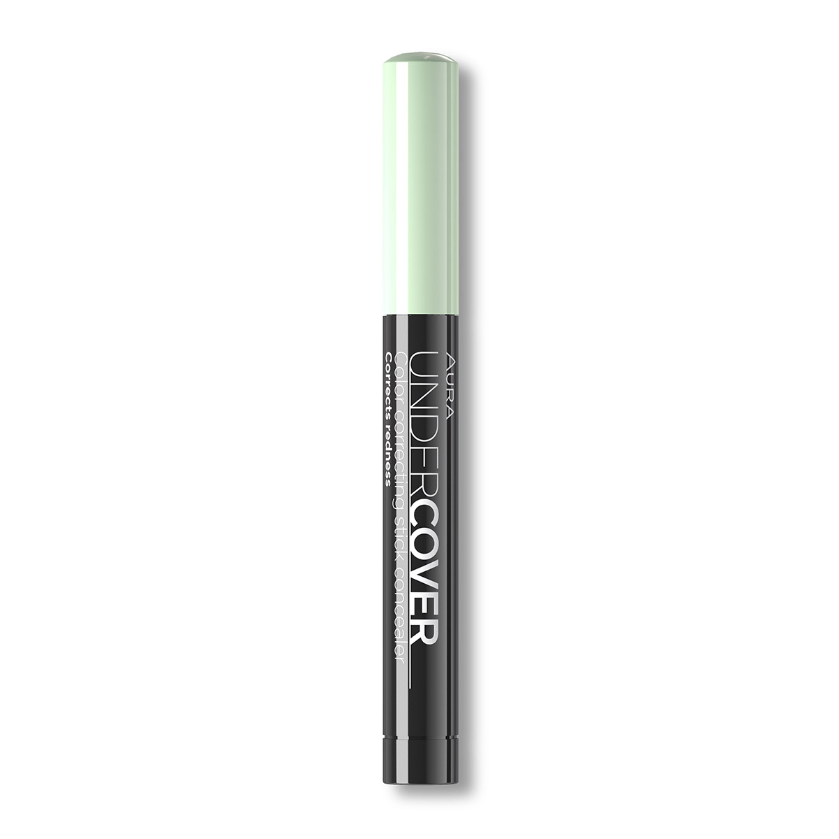 Color correcting stick concealer GREEN