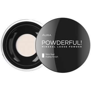 PUDER U PRAHU POWDERFUL! 01 Light