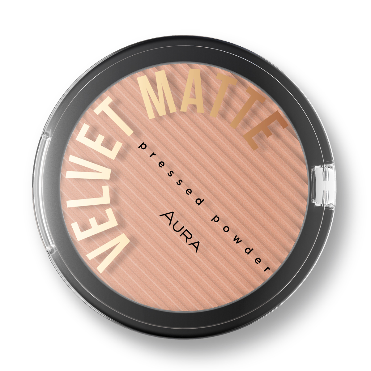VELVET MATTE pressed powder 315 Toffee