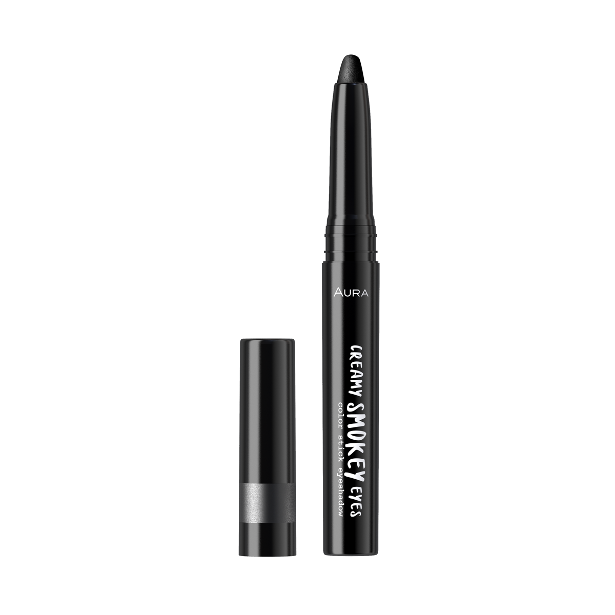 Color stick eyeshadow 01 Runway black