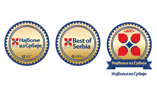 Best of Serbia 2017 Awards