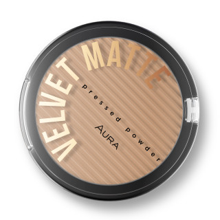 VELVET MATTE pressed powder 316 Medium Beige