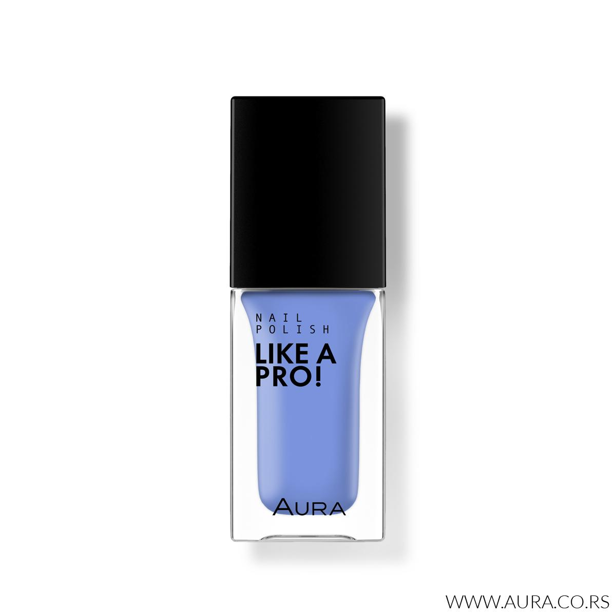 Lak za nokte Like a PRO! 116 Cornflower Blue